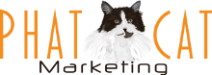 Phat Cat Marketing Logo